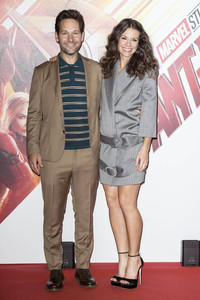 19.07.2018<br>Photocall 'Ant-Man and the Wasp' in Rom