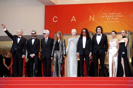 14.05.2019<br>'The Dead Don't Die' Premiere, Cannes Film Festival 2019