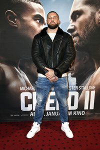 15.01.2019<br>Filmscreening 'Creed II: Rocky's Legacy' in München