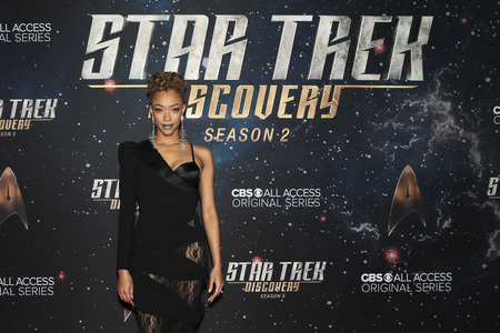 17.01.2019<br>Season 2 Premiere von 'Star Trek: Discovery' in New York