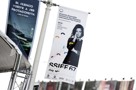 <br />San Sebastian International Film Festival 2019