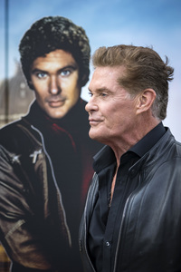17.09.2019<br>Photocall  mit David Hasselhoff in Berlin