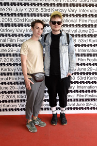 04.07.2018<br>Photocall 'Jumpman', Karlovy Vary International Film Festival 2018