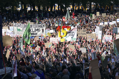 20.09.2019<br>'Fridays for Future' Klimastreik in Bonn