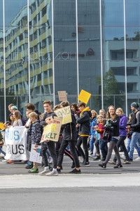 20.09.2019<br>'Fridays for Future' Klimastreik in Dessau