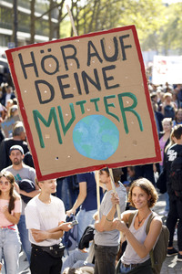 20.09.2019<br>'Fridays for Future' Klimastreik in Köln
