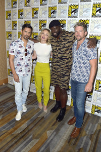 19.07.2018<br>Photocall 'Magnum P.I.', San Diego Comic-Con International 2018