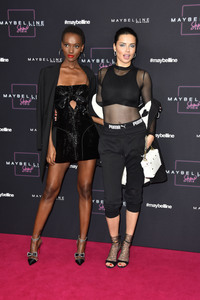 17.01.2019<br>Maybelline Fashion Show auf der Berlin Fashion Week Autumn/Winter 2019