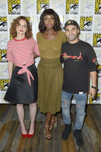 21.07.2018<br>Photocall 'The Purge', San Diego Comic-Con International 2018