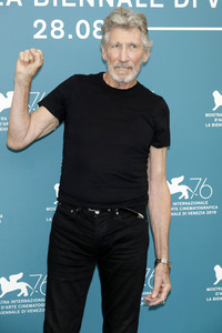06.09.2019<br>Photocall 'Roger Waters Us + Them', Internationale Filmfestspiele von Venedig 2019