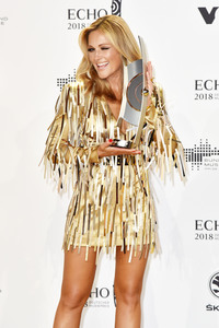 12.04.2018<br>Deutscher Musikpreis Echo 2018 in Berlin