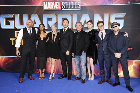 24.04.2017<br>Filmpremeire 'Guardians of the Galaxy 2' in London