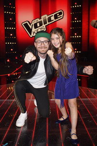 15.04.2018<br>'The Voice Kids' 2018 Finale in Berlin