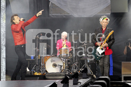 Konzert von The Rolling Stones in Berlin