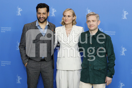 Photocall 'The Operative', Berlinale 2019