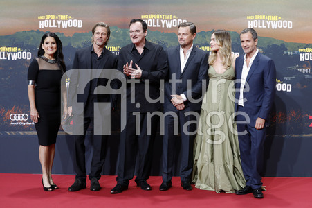 Filmpremiere 'Once Upon a Time in Hollywood' in Berlin