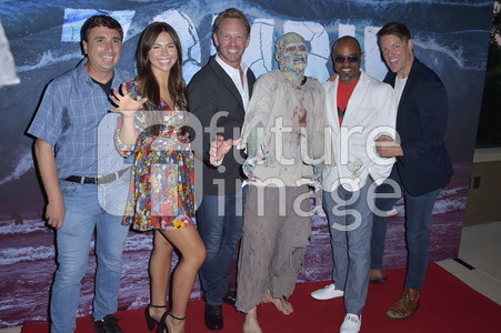 Filmpremiere 'Zombie Tidal Wave' in Los Angeles