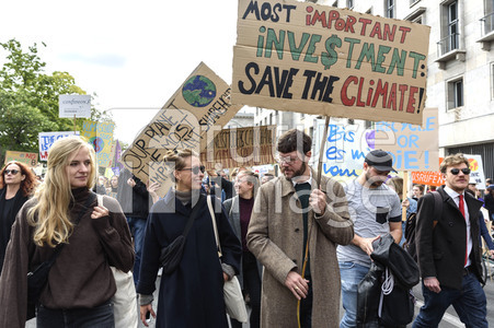 'Fridays for Future' Klimastreik in Berlin