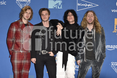 MTV European Music Awards 2019 in Sevilla
