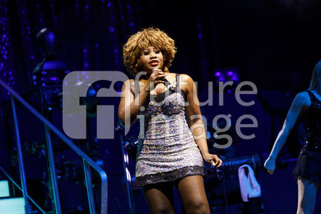 Show 'Simply the Best - Die Tina Turner Story' in Köln