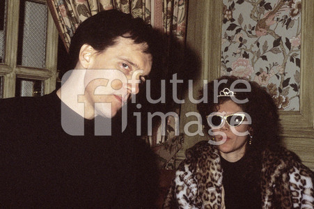 Interview mit The Cramps in London