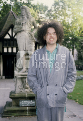 Fototermin mit The Cure in London
