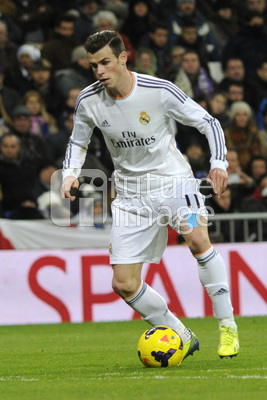Real Madrid vs. Real Valladolid, Madrid