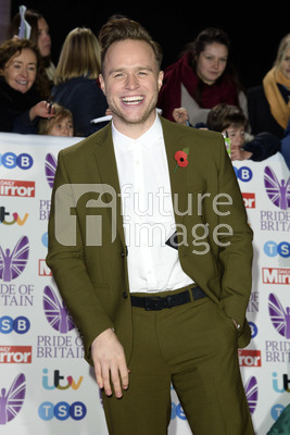 Pride of Britain Awards 2018 in London
