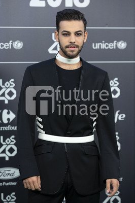 LOS40 Music Awards 2018 in Madrid