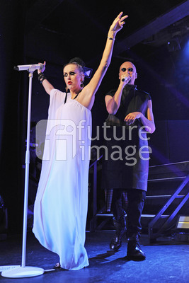 Konzert von The Human League in Hamburg