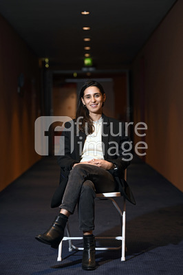 Photoshooting mit Maryam Zaree, Berlinale 2019
