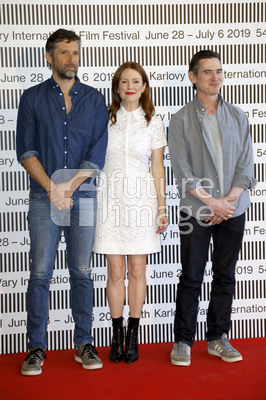 Photocall und Pressekonferenz 'After the Wedding', Karlovy Vary International Film Festival 2019
